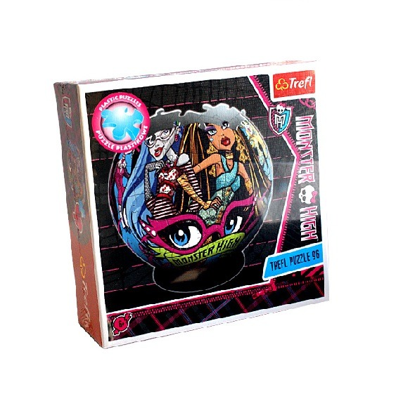 Monster High gömb puzzle