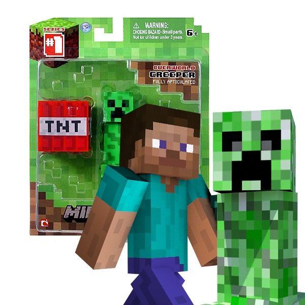 Minecraft termékek