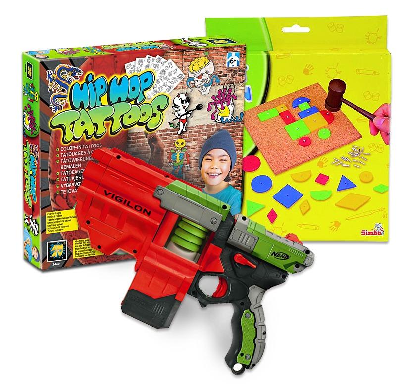 fiúknak játékok