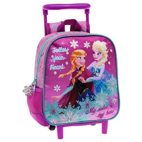 78dc4ab73dc7 Jégvarázs gurulós hátizsák - Elsa&Anna - Gyerekajándék