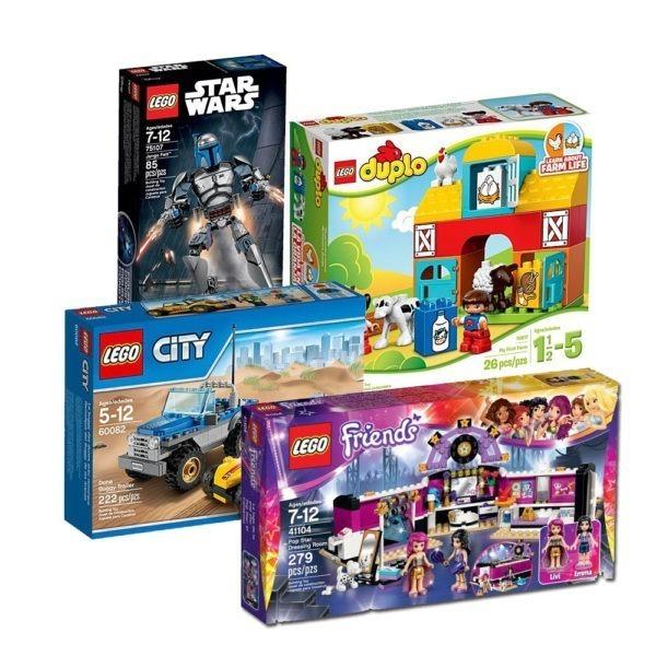 Lego játék