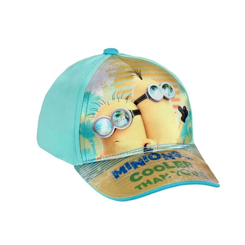 Minyon baseball sapka – beach kék a0dcda8cf0
