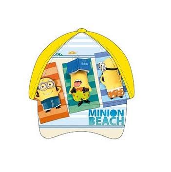 Minyon baseball sapka - beach 03 - Gyerekajándék 1d04a51875