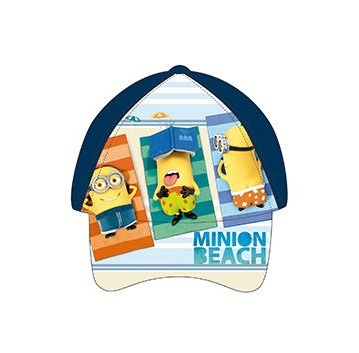 Minyon baseball sapka - beach 01 - Gyerekajándék 307b434919