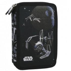 Star wars tolltartó kétemeletes és felszerelt