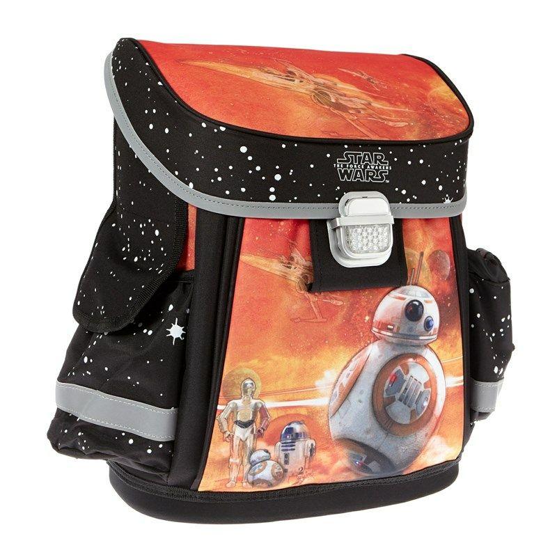 444faf62e0f2 Star Wars BB-8 ergonomikus iskolatáska, dobozos - Gyerekajándék