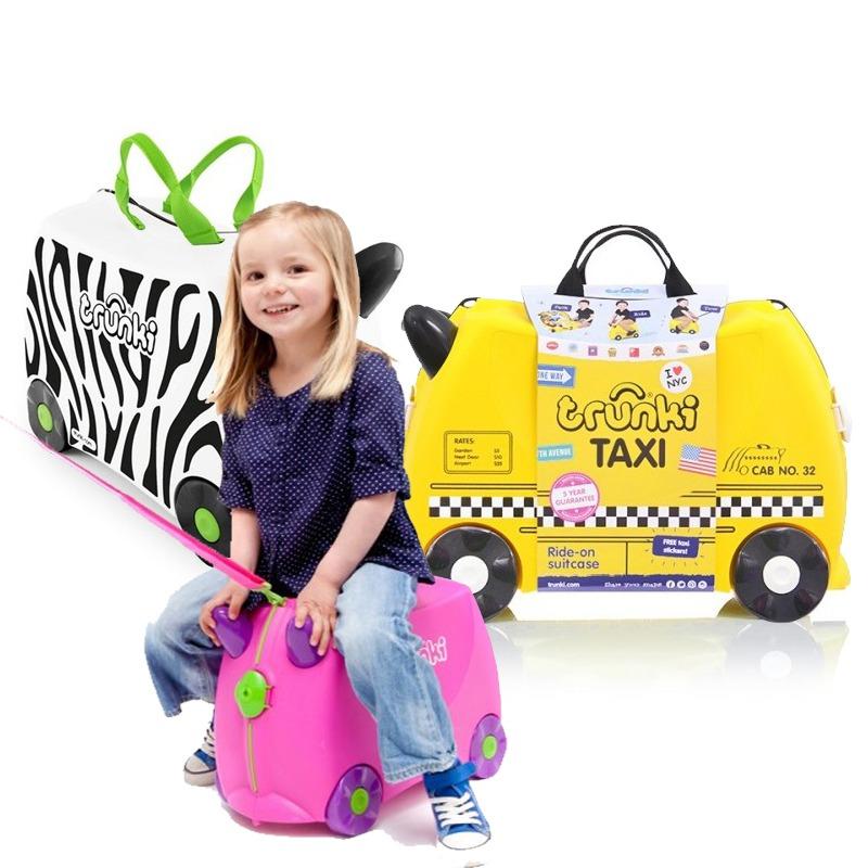Trunki gyermekbőrönd