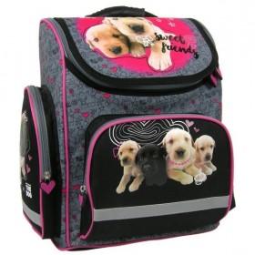 kutyásergonomikus iskolatáska - Dogs 3