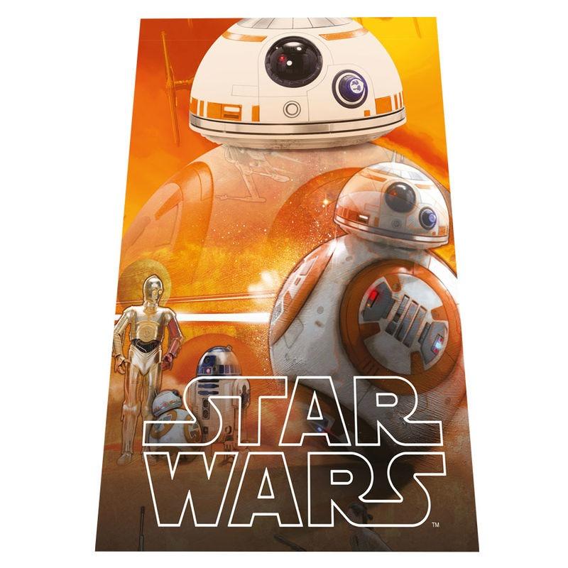 BB8 polár takaró - Star Wars - Gyerekajándék 6ba7951b79