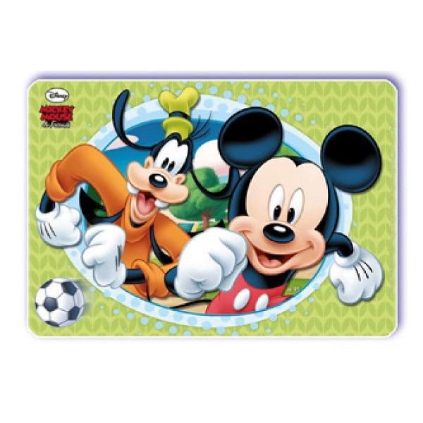 Mickey és barátai tányéralátét 3D - Gyerekajándék 19028c5248