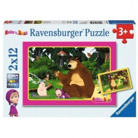 masa-es-a-medve-puzzle-2x12-db