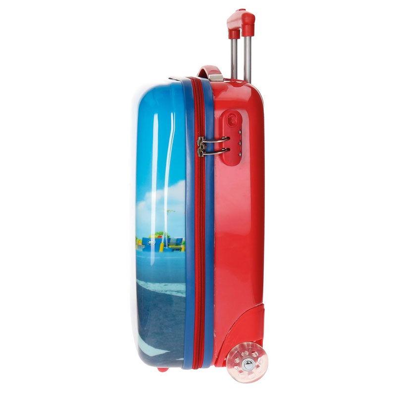 Super Wings ABS gyermekbőrönd - Gyerekajándék 814140114b