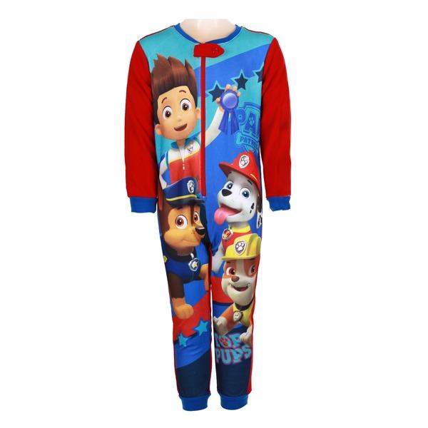 Mancs őrjárat pizsama - piros - Gyerekajándék c1d36ebd3e