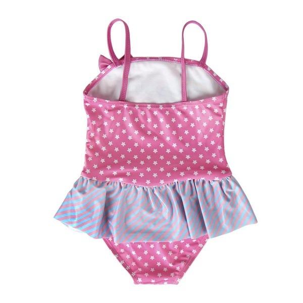 Mancs őrjárat fürdőruha lányoknak - Star - Gyerekajándék 858072a4a9