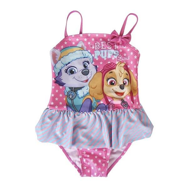 Mancs őrjárat fürdőruha lányoknak - Star - Gyerekajándék ab6698be01