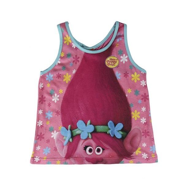 Trollok lány trikó - pamut - Gyerekajándék 1cfae9d6a5