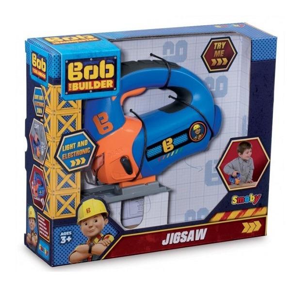 Bob a mester szerszámok elemes játék dekopírfűrész Smoby - Gyerekajándék 99ea69a0b5