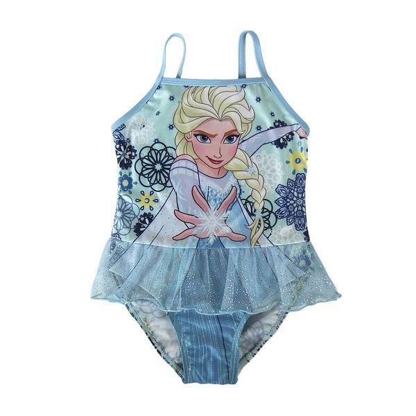 Jégvarázs fürdőruha Elsa - Gyerekajándék 6e546d3c58