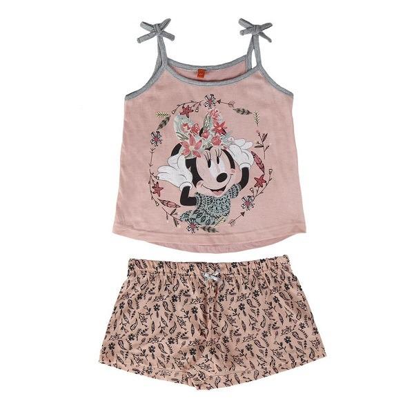 Minnie nyári pizsama - Gyerekajándék 77ea02756b