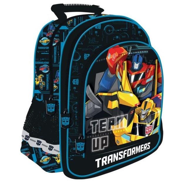 4d087042ed17 Transformers iskolatáska anatómiai Team up - Gyerekajándék