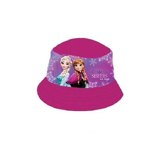 Jégvarázs nyári kalap lila - Gyerekajándék 97706a28e4