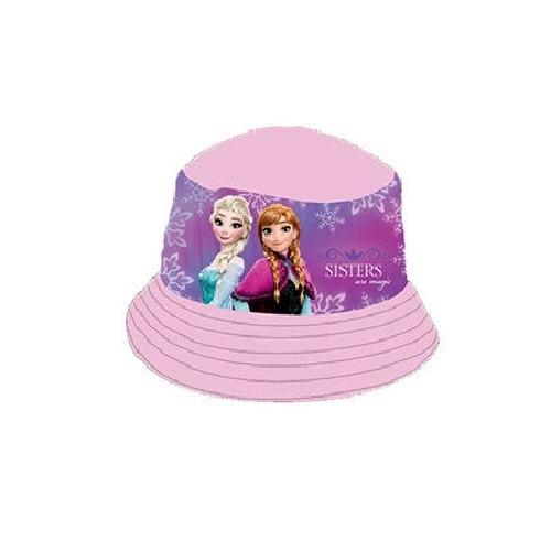 Jégvarázs nyári kalap rózsaszín - Gyerekajándék d423a3eff0