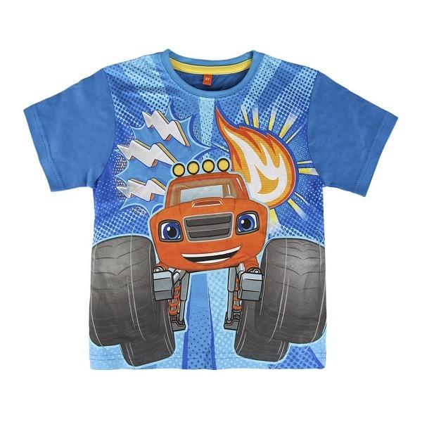 Láng és szuperverdák póló - Gyerekajándék 2eb2487791