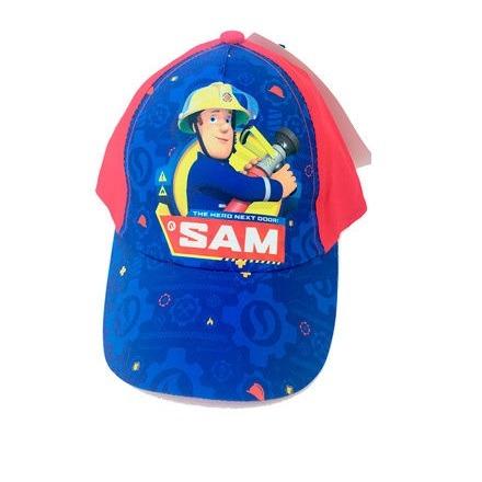Sam a tűzoltó baseball sapka - Hero 3 színben - Gyerekajándék 38b435e8f2