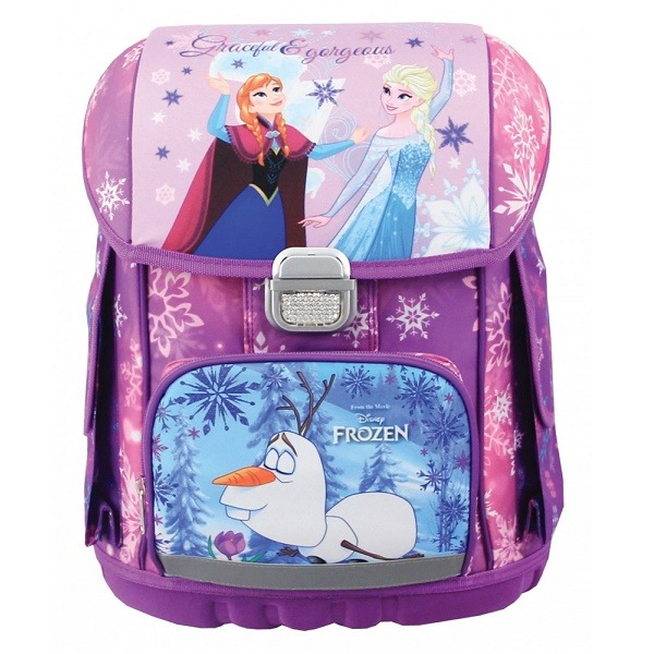 0a515a19e6e4 Jégvarázs ergonomikus iskolatáska, dobozos - Frozen - Gyerekajándék