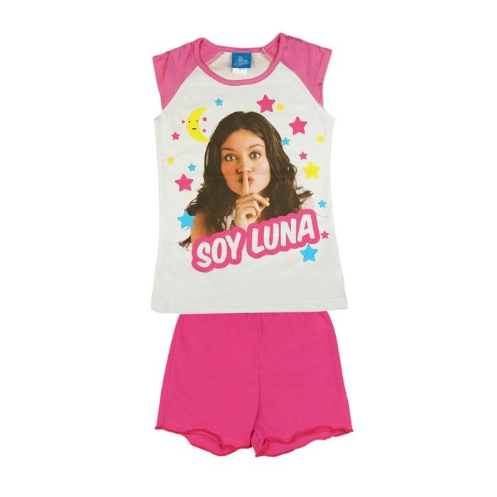 Soy Luna póló és short - 2 részes szett - Gyerekajándék f5b630f7ed