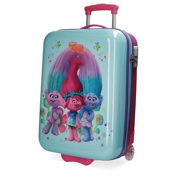 Trollok ABS bőrönd 50 cm Girls - Gyerekajándék f31684bec6