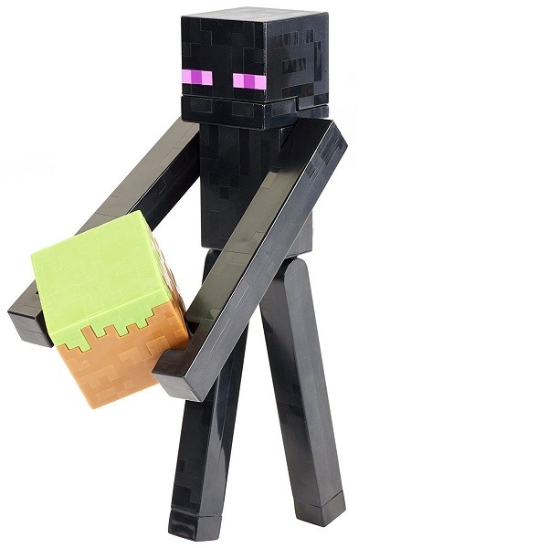 how to make a enderman in minecraft