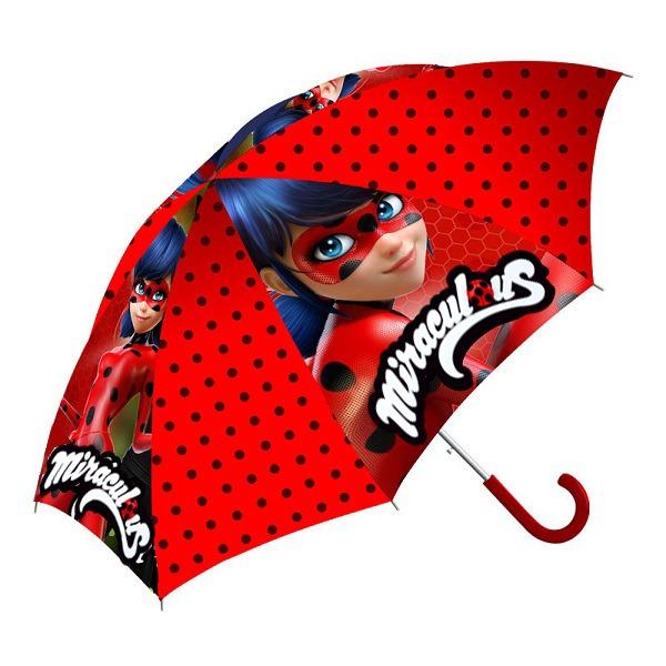 fccc349328 Miraculous Ladybug esernyő - Gyerekajándék