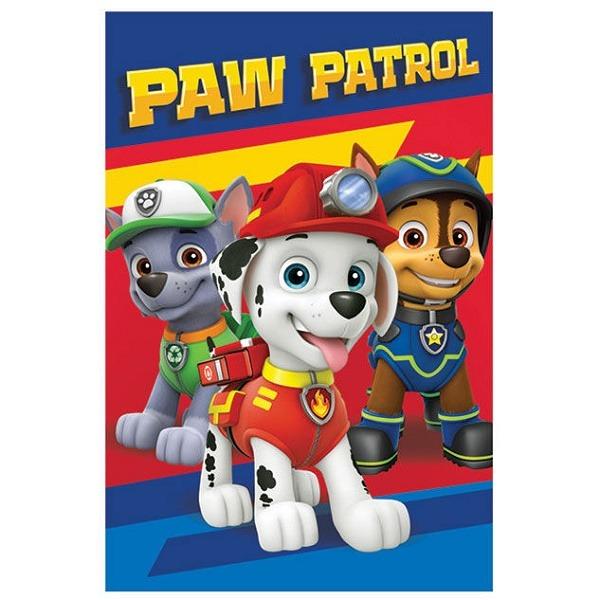 Mancs őrjárat polár takaró - Paw Patrol - Gyerekajándék 0ccc32eb54