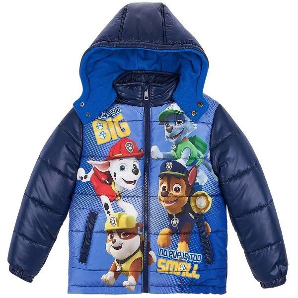 Mancs őrjárat kabát - téli kabát fiúknak - Gyerekajándék 171d4a9034