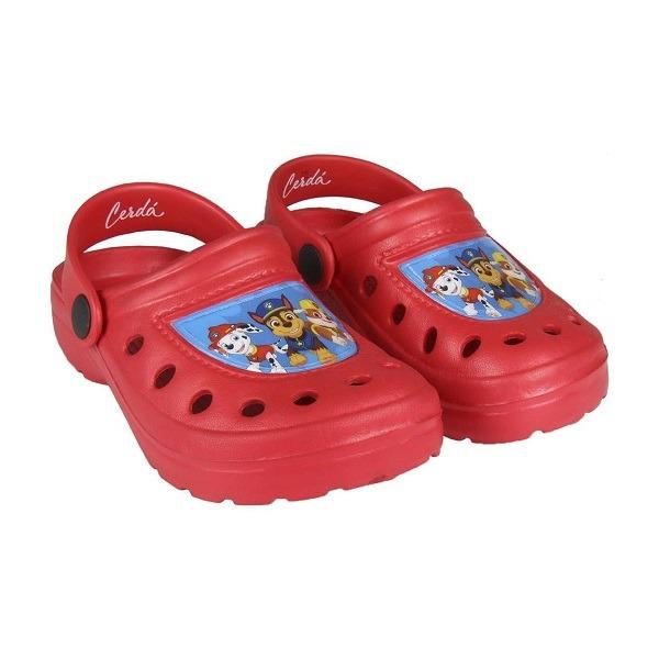 mancs-orjarat-gumi-klumpa-papucs-piros 9eb6da4adc