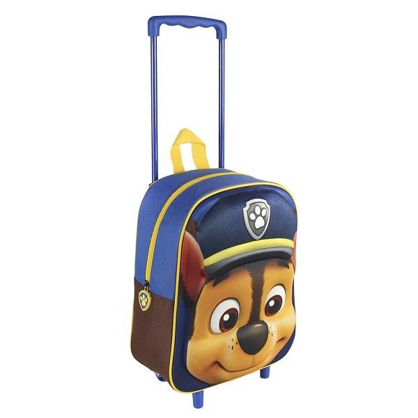 Mancs őrjárat gurulós táska 3D Chase - Gyerekajándék ed8e9a47a9