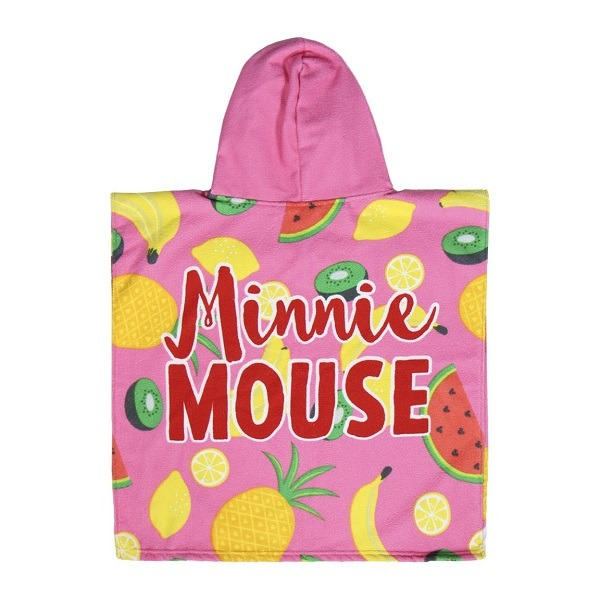 Minnie poncsó Fruits - Gyerekajándék 73b196c300