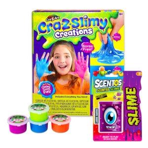 Slime ragacs játékok