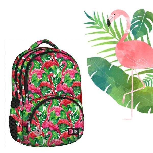 Flamingo iskolatáska