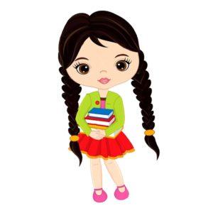 Iskolatáska lányoknak