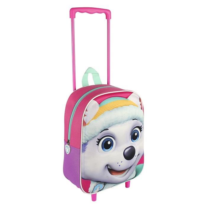 Mancs őrjárat gurulós táska 3D Everest - Gyerekajándék 4c01f904b0
