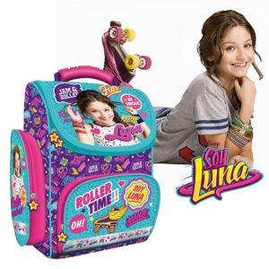 Soy Luna iskolatáska
