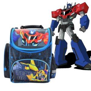 Transformers iskolatáska