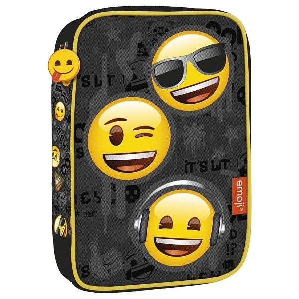 Emoji XL felszerelt tolltartó - Gyerekajándék a0e256422f