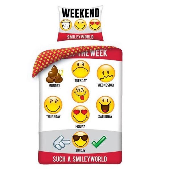 Emoji ágyneműhuzat szett - Gyerekajándék a660c74df5