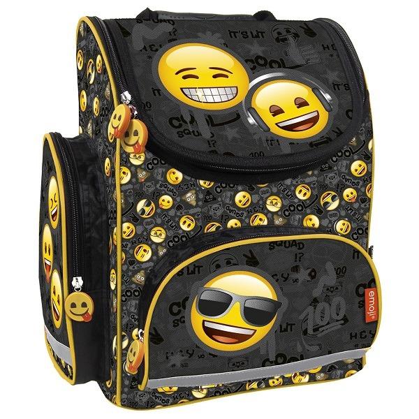 5036e8440798 Emoji ergonomikus iskolatáska, hátizsák - Gyerekajándék
