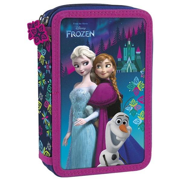 5606181d7089 Jégvarázs emeletes tolltartó, töltetlen - Frozen - Gyerekajándék