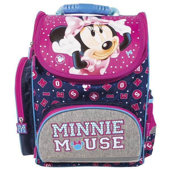 Minnie ergonomikus iskolatáska hátizsák szürke 1a4533834b