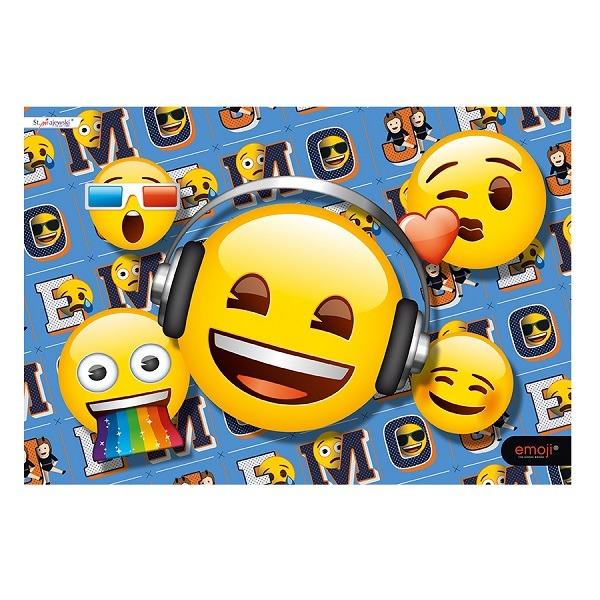 Emoji asztali könyöklő - Gyerekajándék 14fc92a32a